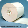 3 1/8 x 308 Thermal Paper Roll